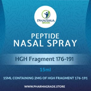 HGH Fragment 176-191 Nasal Spray